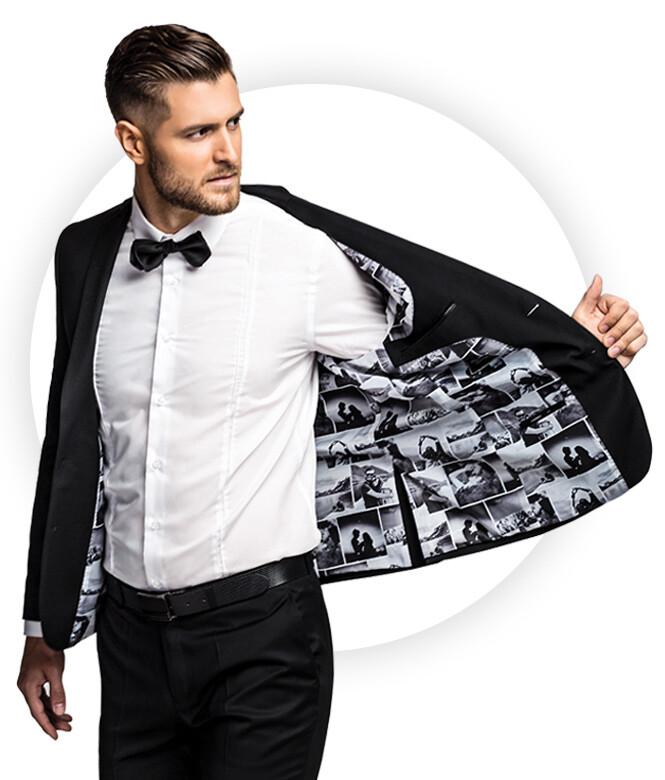 cdb469cf1c Giacomo Conti - Modne i eleganckie garnitury
