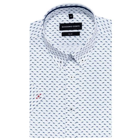 Koszula SIMONE slim KKWS000019