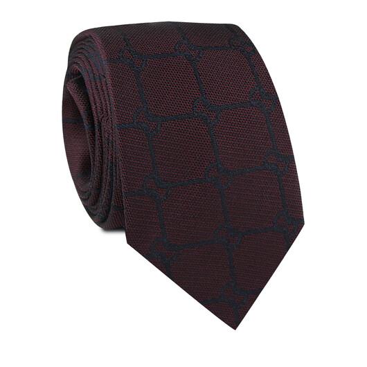 Krawat jedwabny KWAR000230