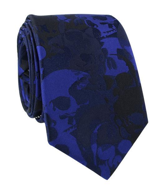 Krawat jedwabny KWCR000218
