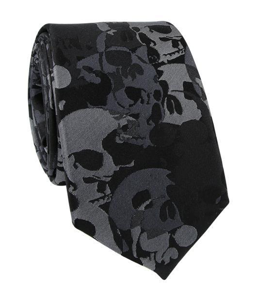 Krawat jedwabny KWCR000220