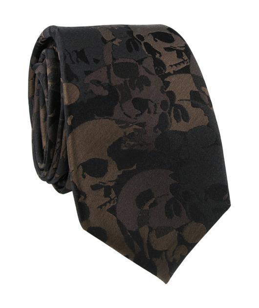 Krawat jedwabny KWCR000221