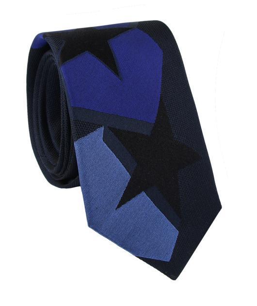 Krawat jedwabny KWGR000192