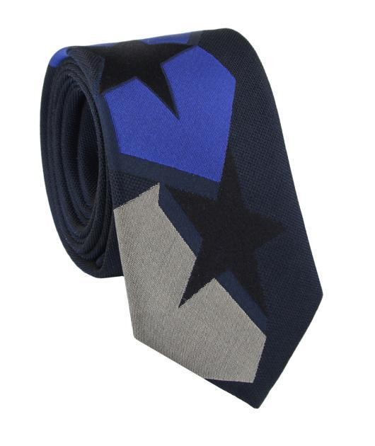 Krawat jedwabny KWGR000195