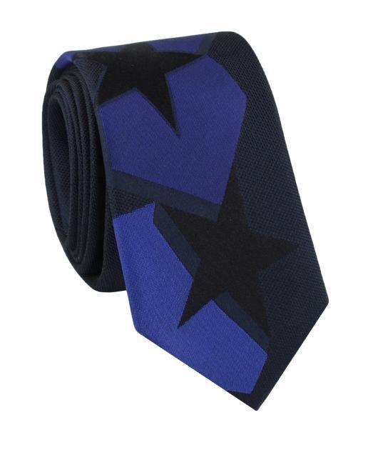 Krawat jedwabny KWGR000196