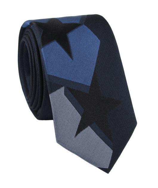 Krawat jedwabny KWGR000197