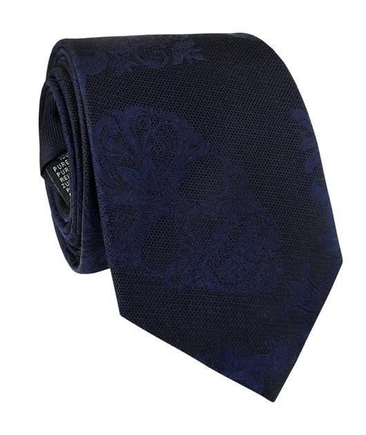 Krawat jedwabny KWGR000222