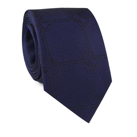 Krawat jedwabny KWGR000232