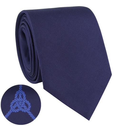 Krawat jedwabny KWGR007027