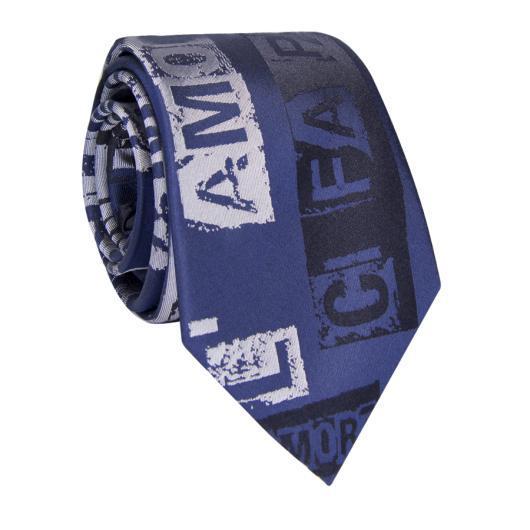 Krawat jedwabny KWGR009001