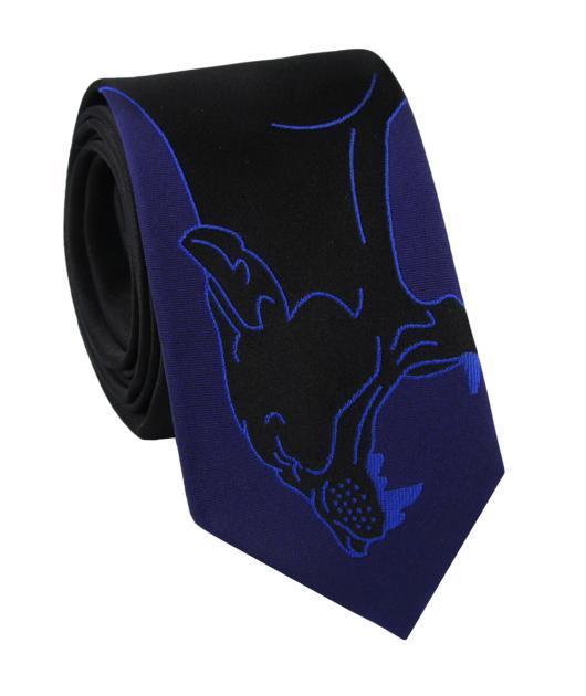 Krawat jedwabny KWNR000182