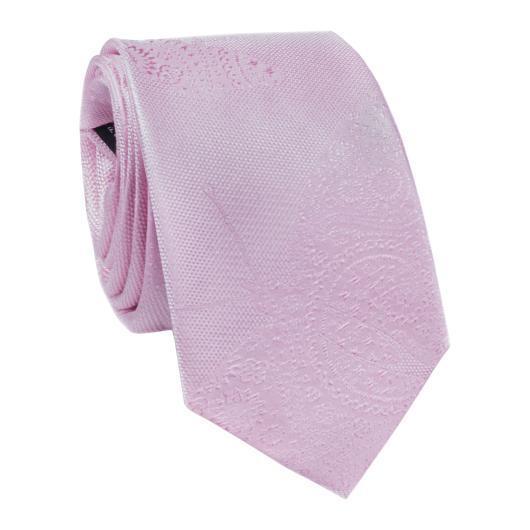 Krawat jedwabny KWRR000253