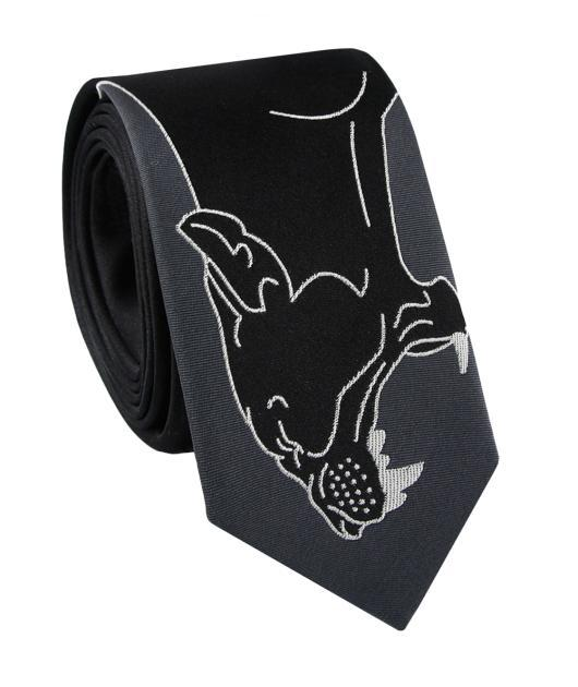 Krawat jedwabny KWSR000183