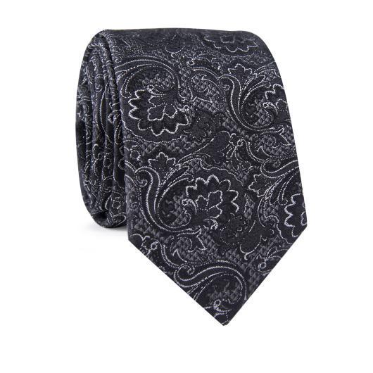 Krawat jedwabny KWSR000323