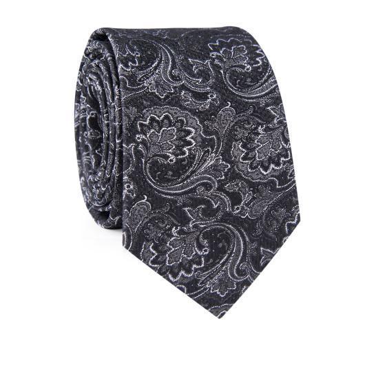 Krawat jedwabny KWSR000324