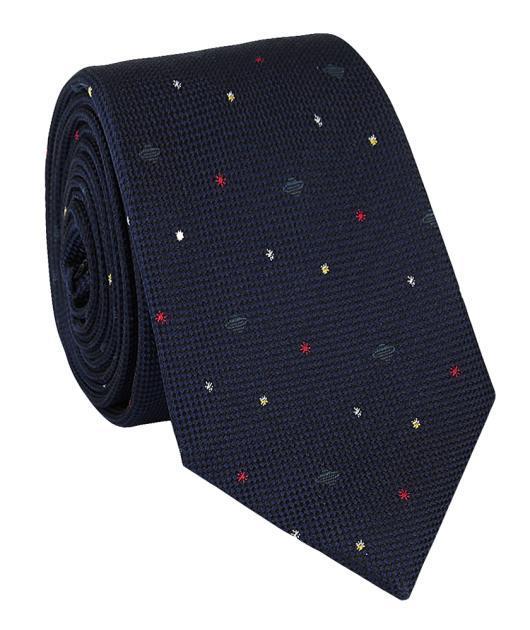 Krawat jedwabny KWWR000087