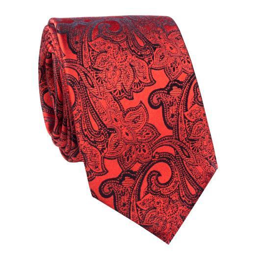 Krawat jedwabny KWWR000250