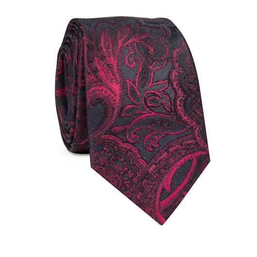 Krawat jedwabny KWWR000354
