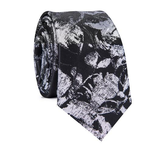 Krawat jedwabny KWWR000357