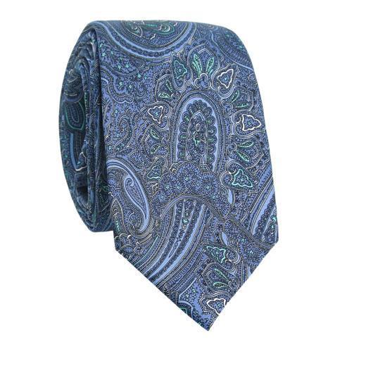 Krawat jedwabny KWWR007008