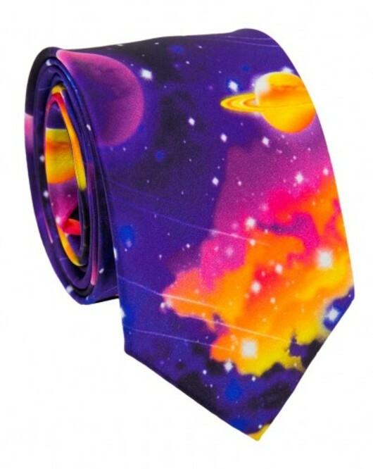 Krawat jedwabny KWWR007020