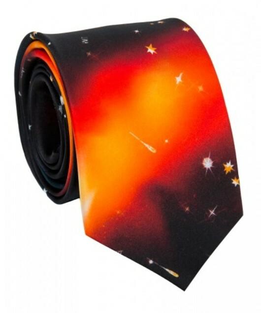 Krawat jedwabny KWWR007021