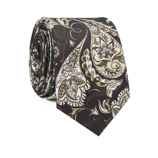 Krawat jedwabny KWWR007031