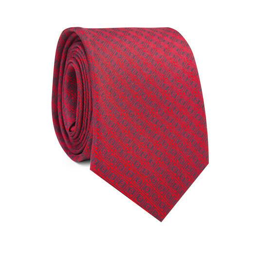 Krawat jedwabny KWWR007040