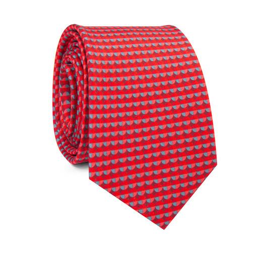 Krawat jedwabny KWWR007041