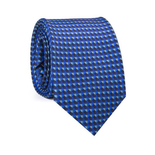 Krawat jedwabny KWWR007043