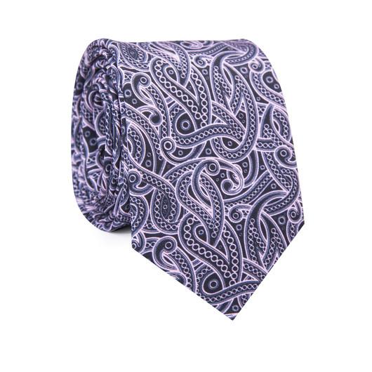 Krawat jedwabny KWWR007044
