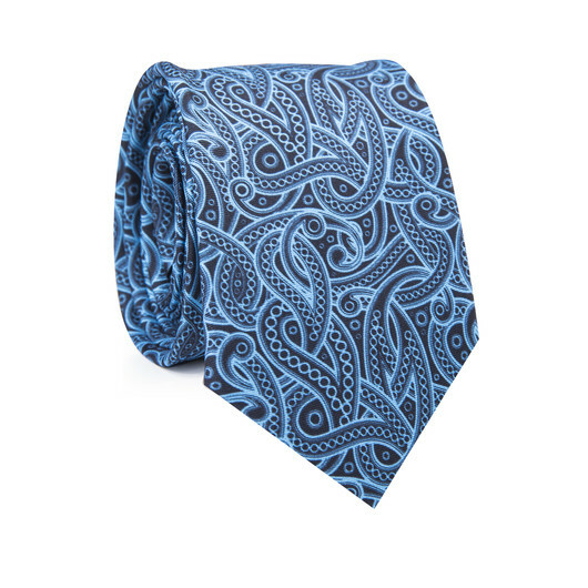 Krawat jedwabny KWWR007045
