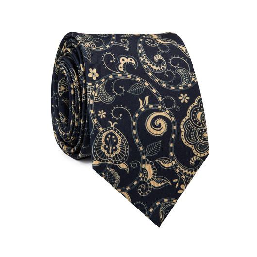 Krawat jedwabny KWWR007051