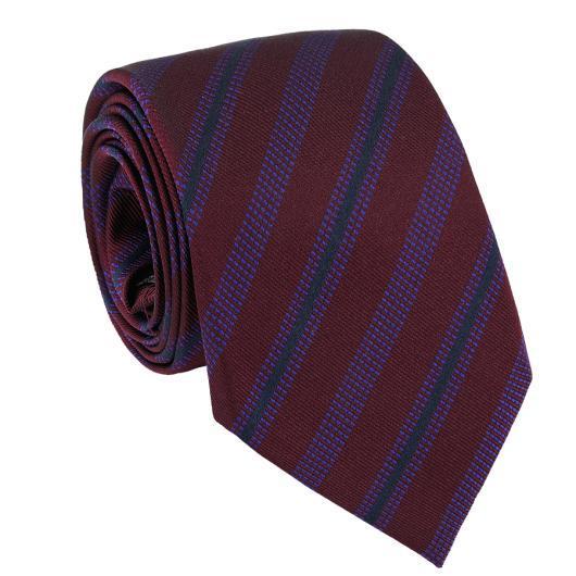 Krawat jedwabny KWWR011004