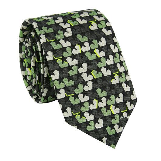 Krawat jedwabny KWZR007024