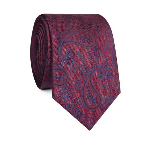 Krawat jedwabny KWAR000360