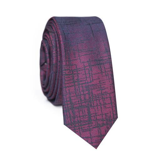 Krawat z mikrofibry KWAS002056