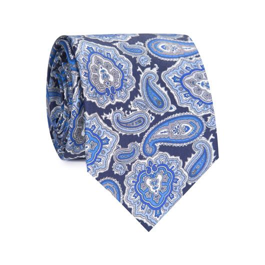 Krawat jedwabny KWWR007059