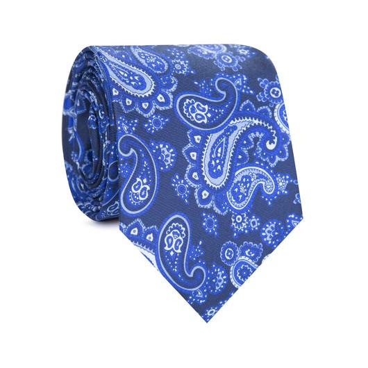 Krawat jedwabny KWWR007061