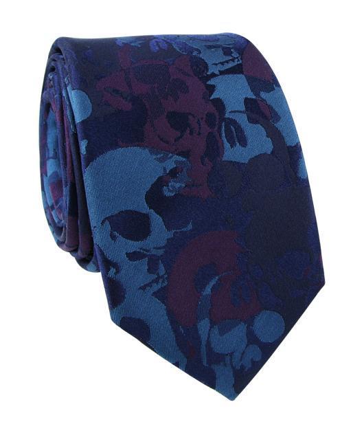 Krawat jedwabny KWGR000219