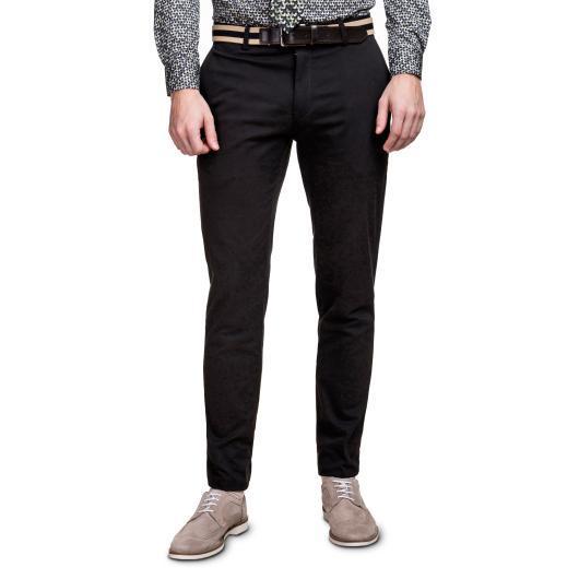 Spodnie ABRAMO slim SMKS030026