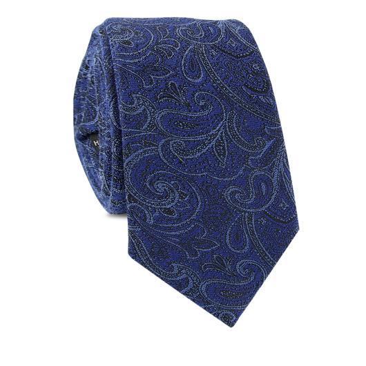 Bawełniany krawat KWNR010012