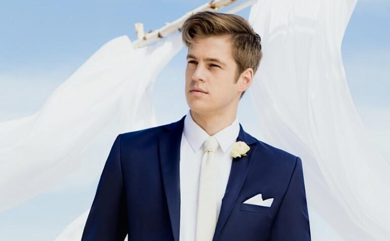 2a1c8596cd39e ABC wyboru męskiej koszuli ślubnej