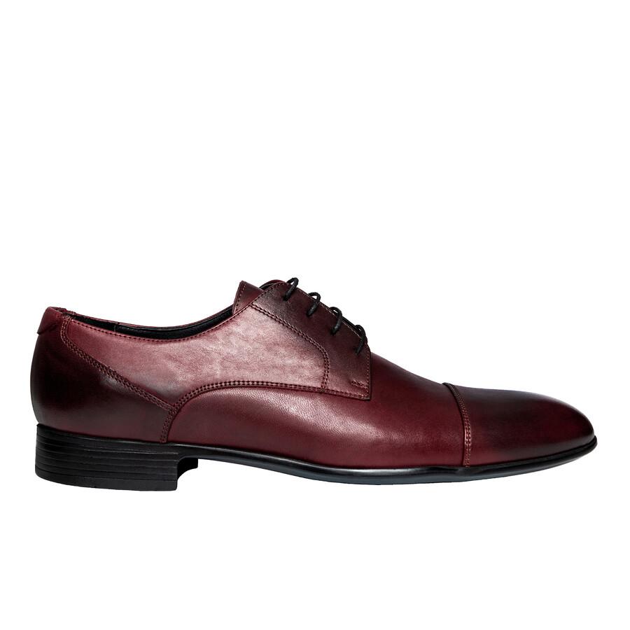 bordowe buty męskie do jakiego koloru garnituru przykłady