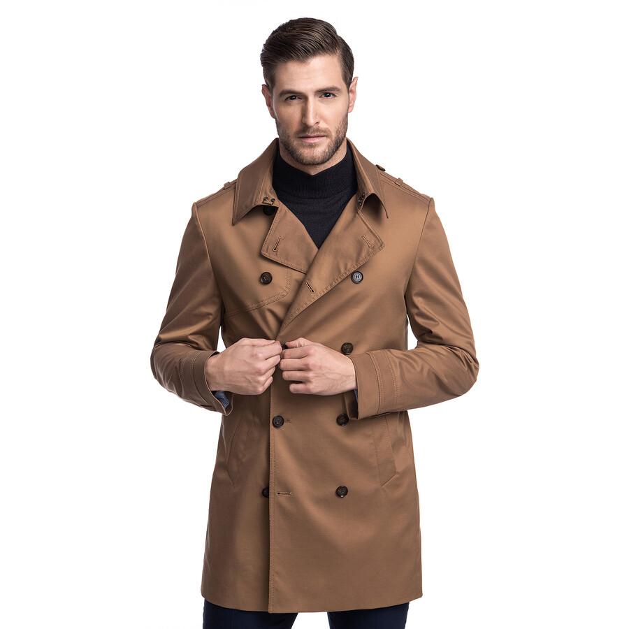 Płaszcze męskie męski płaszcz PORADNIK Casualism Blog Moda