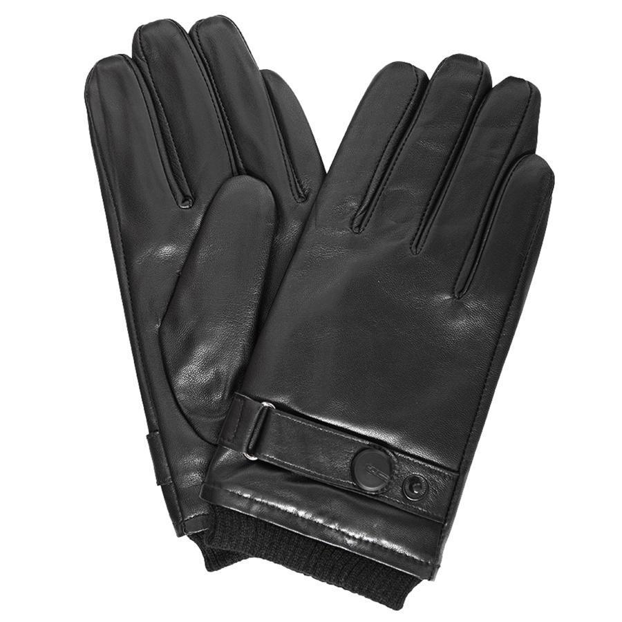e26e97473502f Rękawiczki męskie ze skóry
